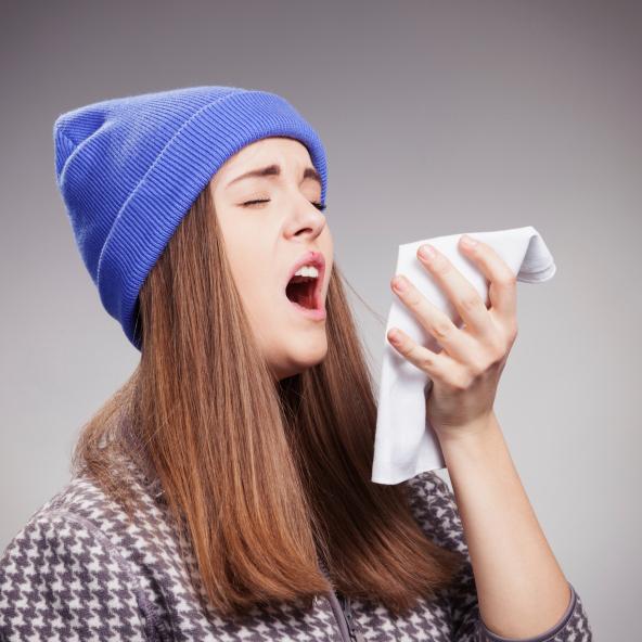 La rinitis no alérgica: una posible causa del catarro perenne