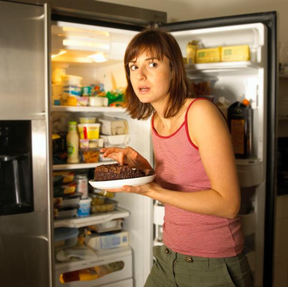 La comida puede ser tan adictiva como una droga