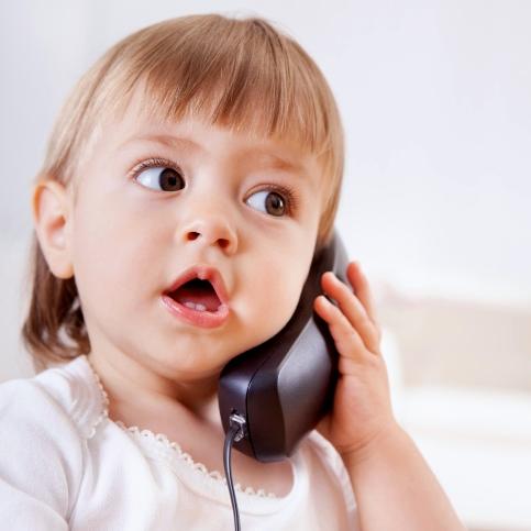 El desarrollo del lenguaje en los niños