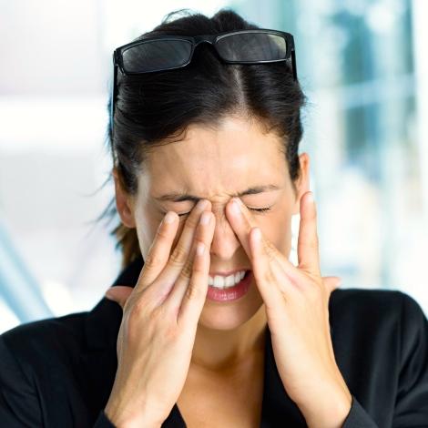 Los ojos: molestias y trastornos comunes de la visión