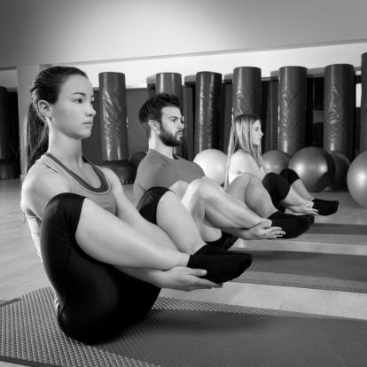 El Pilates: un método de ejercicios con historia