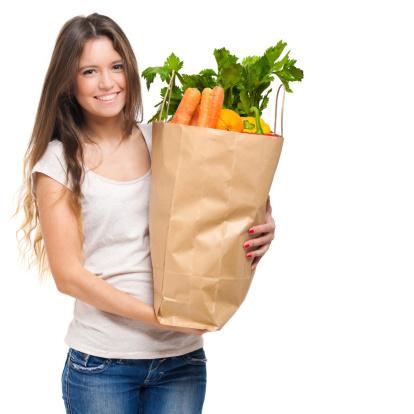 La dieta vegetariana: deliciosa, ¡y saludable!
