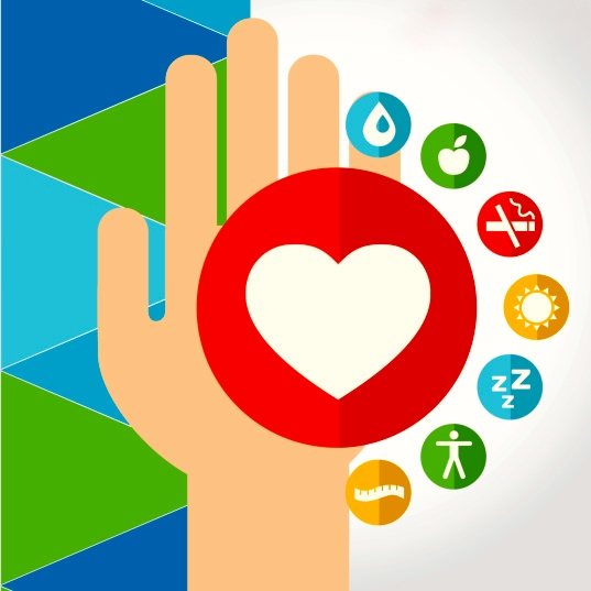 ¿Quieres evitar un ataque al corazón? Lleva un estilo de vida saludable