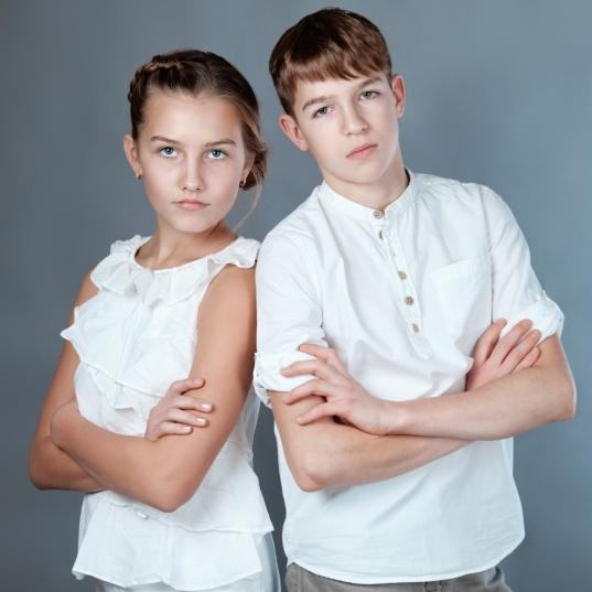 Los cambios físicos en la pubertad