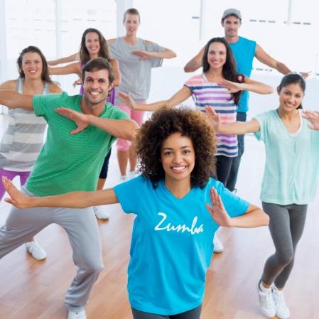 Zumba, la manera más divertida de hacer ejercicio