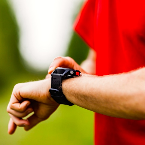 ¿Necesitas revisar tu frecuencia cardiaca (pulso) cuando haces ejercicio?