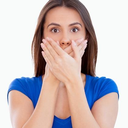 Llagas en la boca: una señal de la enfermedad de Crohn