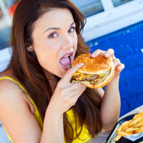 La comida rápida: un reto para las personas con diabetes