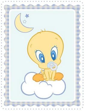 Looney toons de bebés y el gato - Imagui