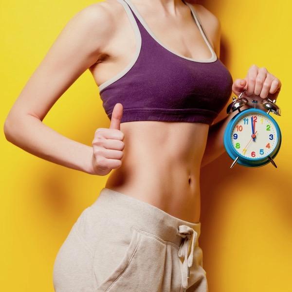 ¿Importa o no el horario para hacer ejercicio?