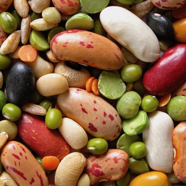 Las legumbres (las leguminosas) ayudan a controlar la diabetes tipo 2