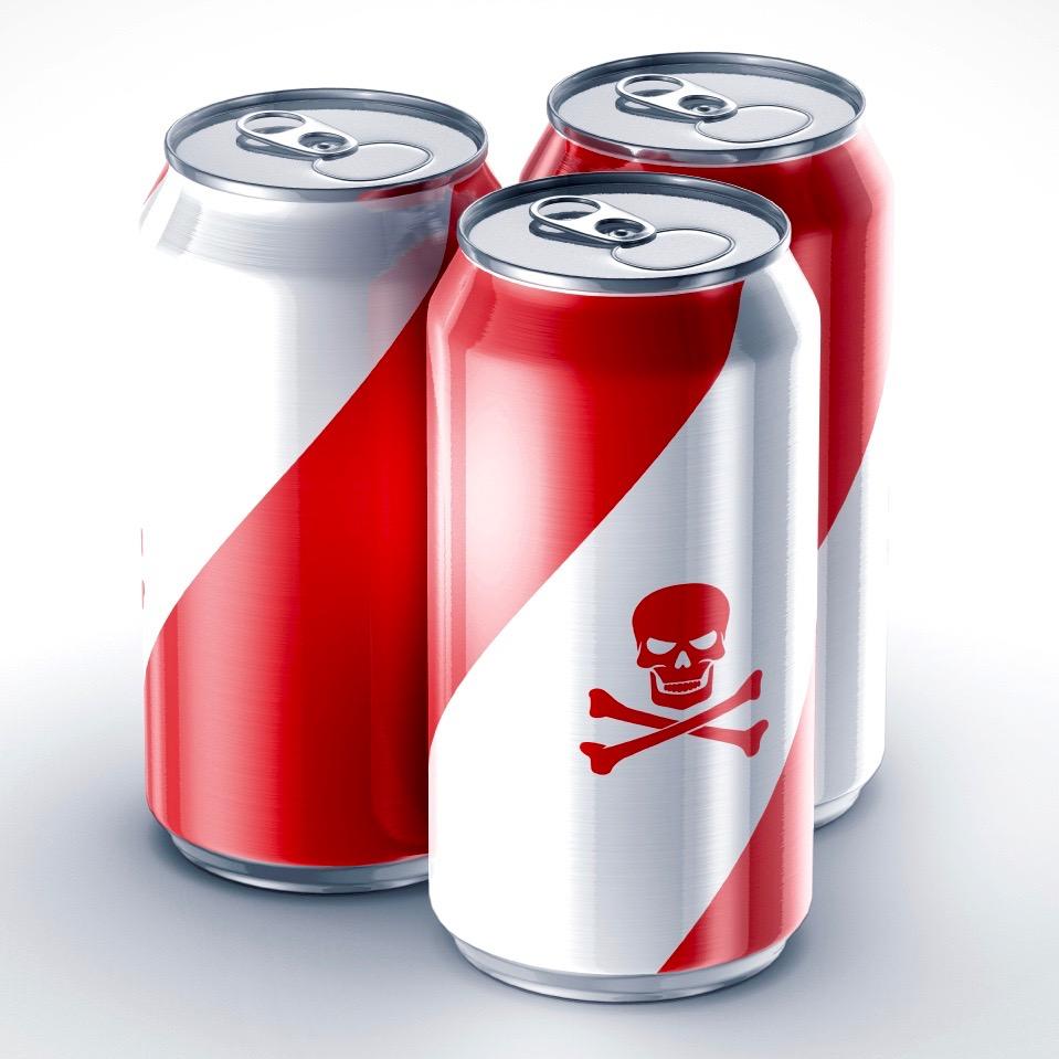 Para evitar la diabetes, no bebas sodas y bebidas azucaradas