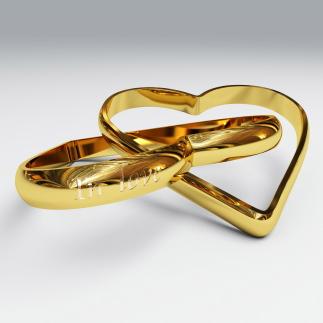 El matrimonio reduce el riesgo de ataque cardíaco para ambos cónyuges