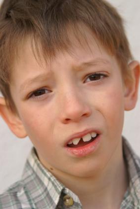 ¡Ay, se me rompió un diente!