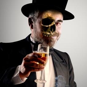 Sanar del alcoholismo la persona con dotes extrasensoriales