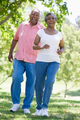 Convierte una caminata en una sesión de ejercicios