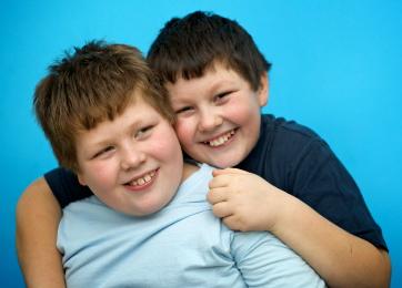 Detectan genes relacionados con la obesidad infantil