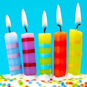 ¡Hoy cumplimos 5 años! Pero el regalo es para ti…