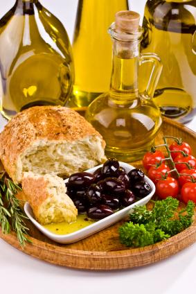 La dieta mediterránea es buena para el corazón
