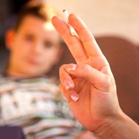 Fumar es un asunto de familia