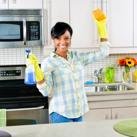 Cómo y cuándo desinfectar a fondo para evitar contagios