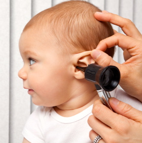 La pérdida de la audición en bebés y su tratamiento