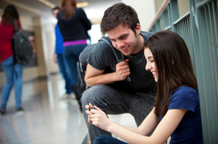 La superficialidad de los adolescentes se mide en mensajes de texto