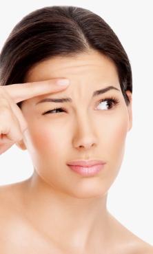 Medidas para que las arrugas sean menos notorias