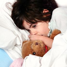 Los niños y el insomnio