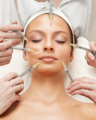Los rellenos cosméticos para las arrugas de la cara, ¿de qué se tratan?