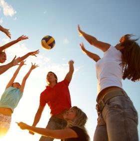 La salud de los adolescentes es mejor al aire libre
