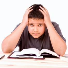 La obesidad infantil podría afectar el desempeño escolar