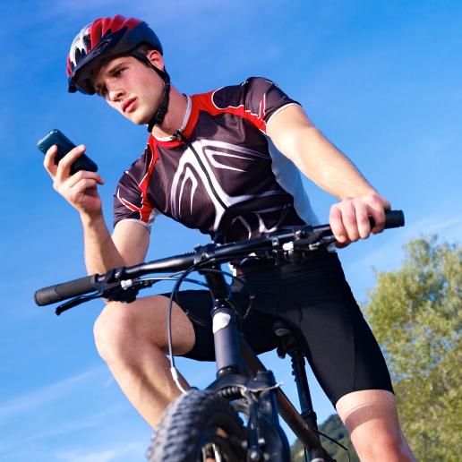 Una prueba de aliento en tu móvil podría decirte si estás quemando grasa mientras te ejercitas