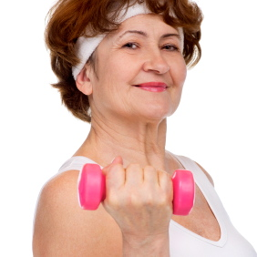 El ejercicio con pesas mejora el Parkinson