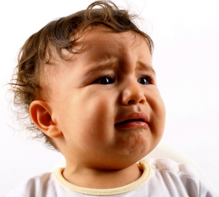 ¿Es grave el vómito de mi bebé?