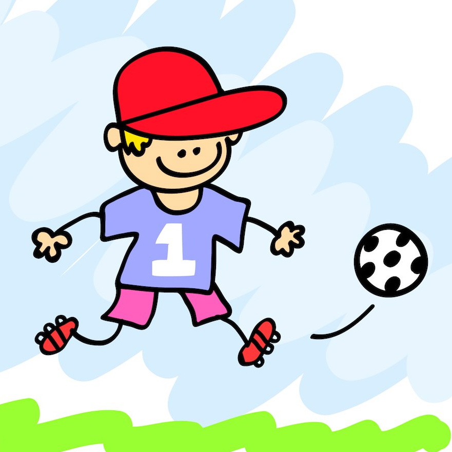 Está listo tu hijo para practicar un deporte?