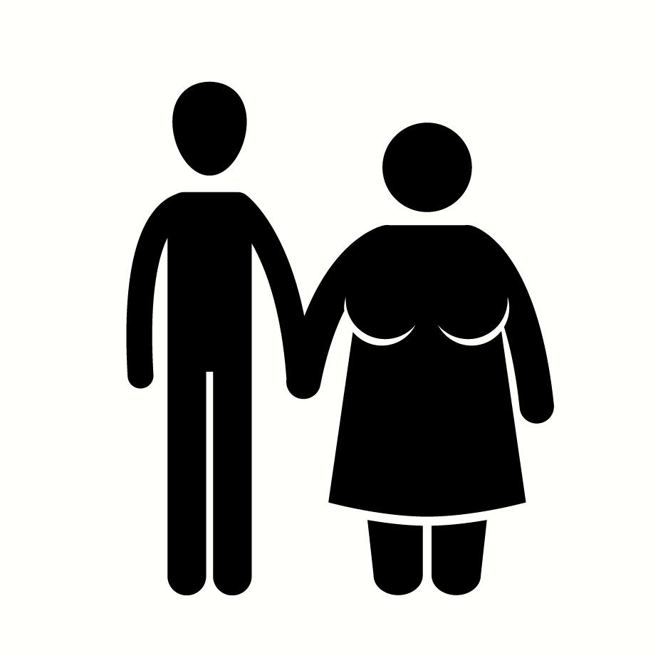 Cuando un solo miembro de la pareja adelgaza ¿se arruina el romance?