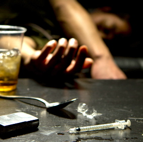 La heroína y el alcohol: una mezcla fatal