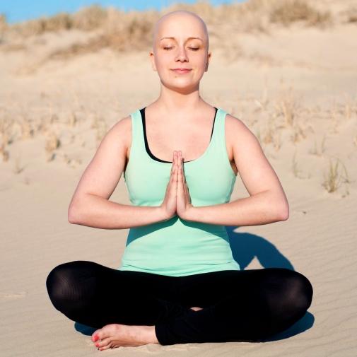 El yoga ayuda a pacientes que han tenido cáncer a dormir mejor