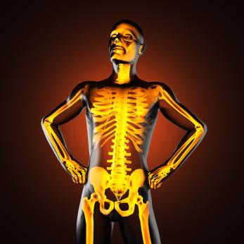 La osteoporosis afecta a los hombres.  ¡Aprende a prevenirla!