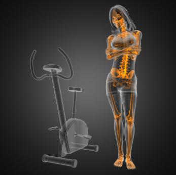 Haz ejercicio para combatir la osteoporosis