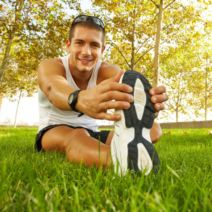 Si empiezas un programa de ejercicios, ¡ve despacio para evitar lesiones!