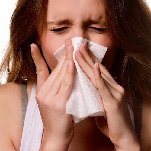 Ejercicios contra el resfriado