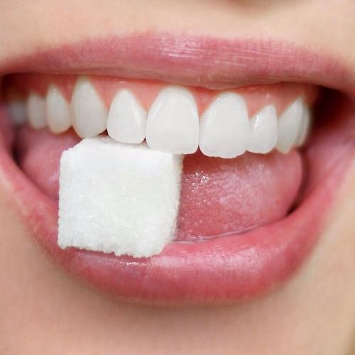 El azúcar y la salud de tus dientes