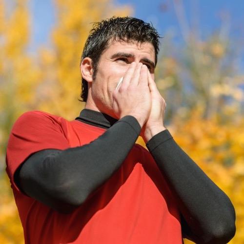 ¿Puedo hacer ejercicio cuando estoy resfriado o tengo gripe?