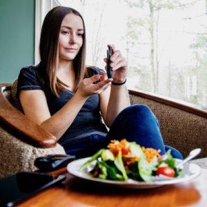 carga glucémica de los alimentos