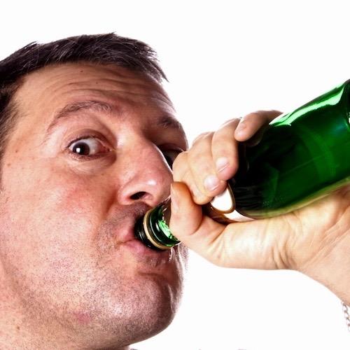Cuando el alcohol se convierte en un problema