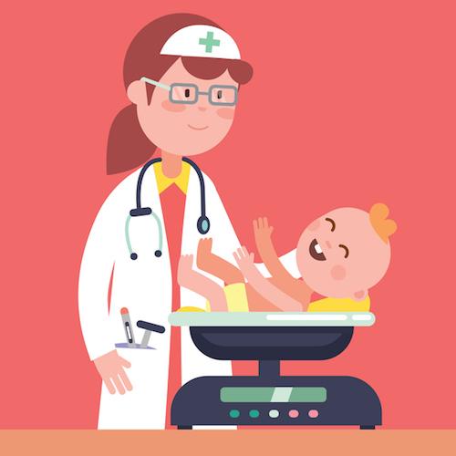 ¿Cómo sé si la pérdida de peso de mi recién nacido es normal?