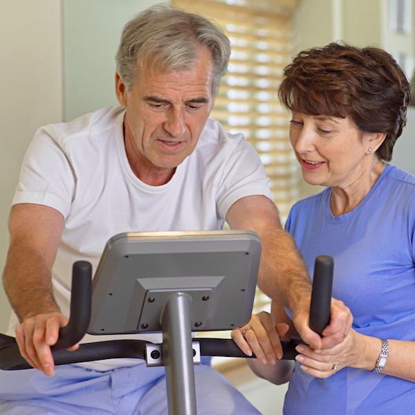Después de un infarto: el ejercicio es la clave en la rehabilitación cardiaca