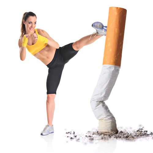 El ejercicio: Tu gran aliado para dejar de fumar